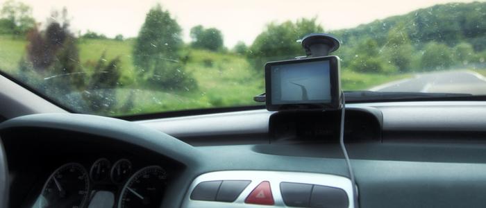 Asistencia en viaje por GPS